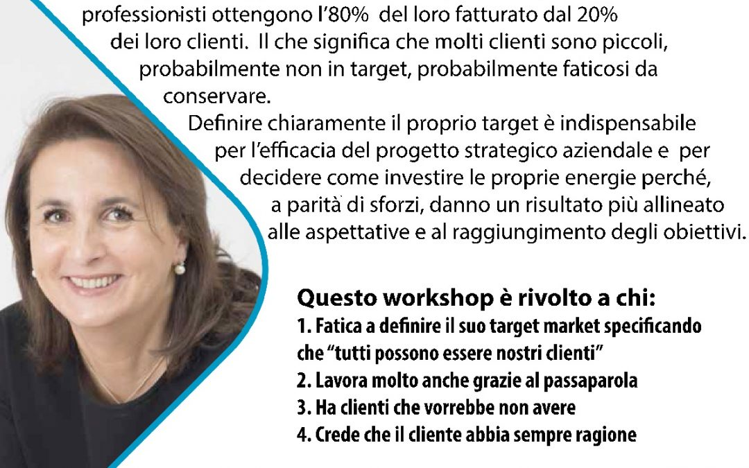 Il tuo Target Market