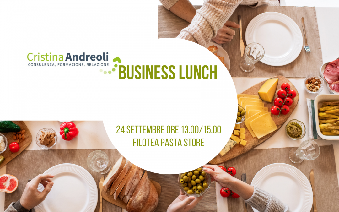 Women Business Lunch