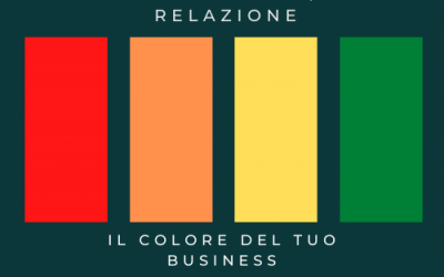 """""""Il colore del tuo Business"""" Cambia colore ai tuoi affari"""